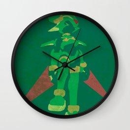Harpuia Wall Clock