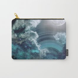 Starry Mountains Carry-All Pouch