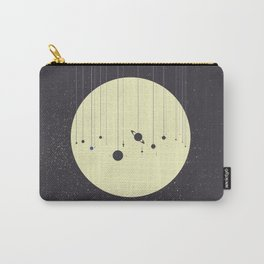 Solar System (you are here) Strings Carry-All Pouch