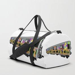 subway art Duffle Bag