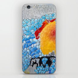 Late Basil iPhone Skin