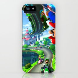 Mario & Luigi iPhone Case