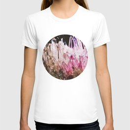 Rainbow quartz T-shirt