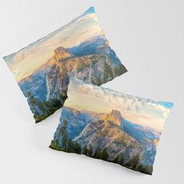 Heaven and Earth, Yosemite Pillow Sham