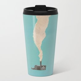 Torn Around — Smoke Travel Mug
