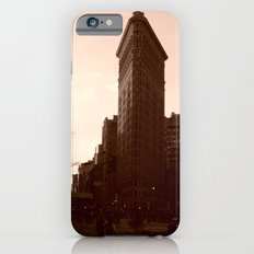 Retro Flat  Slim Case iPhone 6s