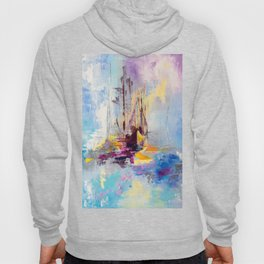 Illusive boats Hoody