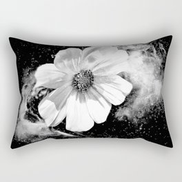 Flower Of The Universe Rectangular Pillow