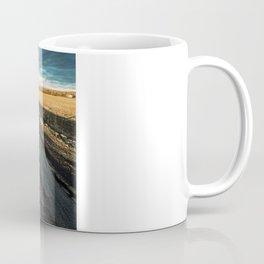 Rough Rural Road Coffee Mug