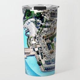 Dubai Fountain Travel Mug
