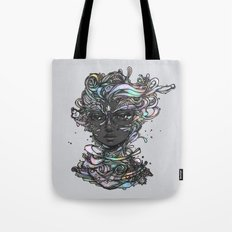 Interplay of Color Tote Bag