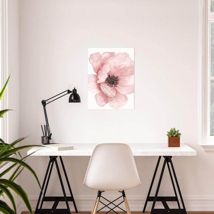 Flower 21 Art Poster