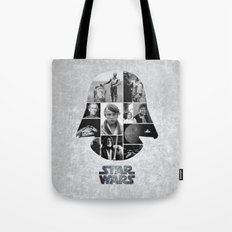 A New Hope COLLAGE variation Tote Bag