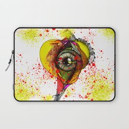 Heart Rhythm Laptop Sleeve