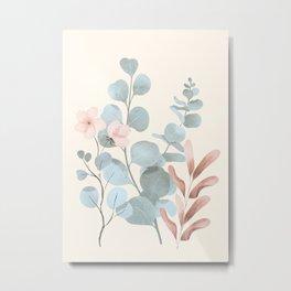 Verdant Branches 03 Metal Print