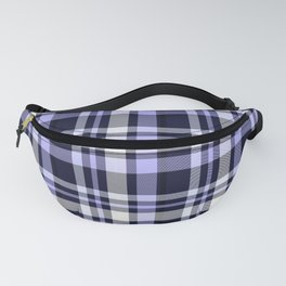 Holiday Plaid Fanny Pack