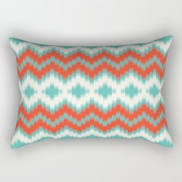 Ikat Rectangular Pillow