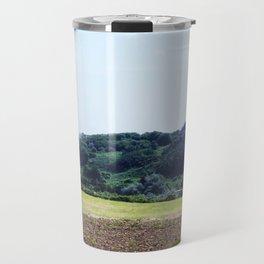 Hills on the Beach Travel Mug