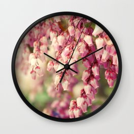Japanese Sweets Wall Clock