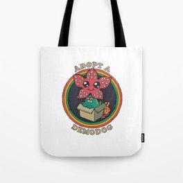 Adopt A Demodog Tote Bag