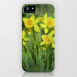 Daffadowndilly iPhone Case