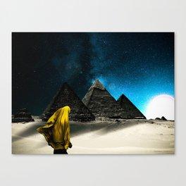Nomad Canvas Print