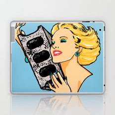 All Desires Turn to Concrete - American Oddities #1 Laptop & iPad Skin