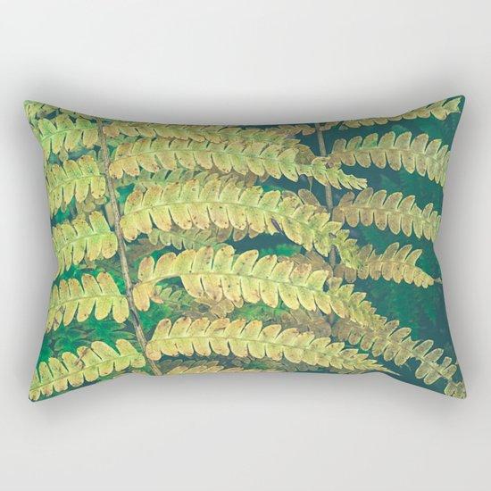 Woodland Fern Rectangular Pillow