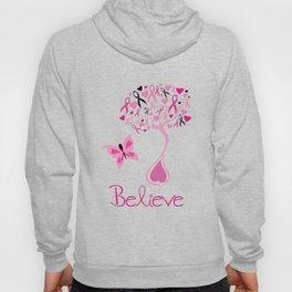 Breast Cancer Survivor Hoody