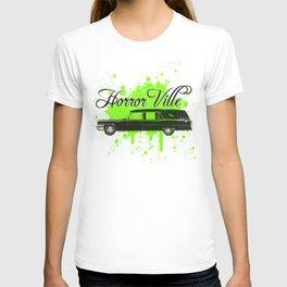Galactic Hearse T-shirt