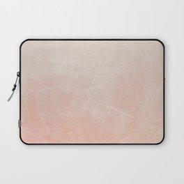 Peachy Ombre Laptop Sleeve