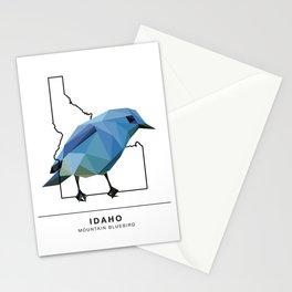 Idaho – Mountain Bluebird Stationery Cards