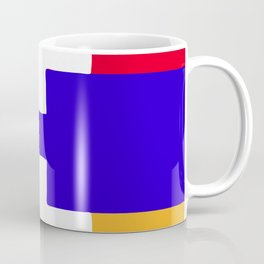 Nagorno Karabakh Republic flag emblem Coffee Mug
