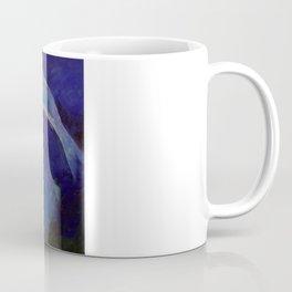 Tancho Koi and Water Lily Coffee Mug