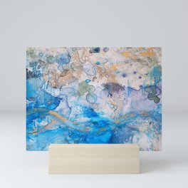 Let's Get Wet Mini Art Print