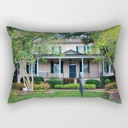 Stewart Parker House Front Rectangular Pillow
