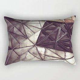 Geometric confusion #07 Rectangular Pillow