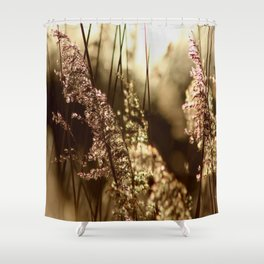 Blowing In The Breeze Shower Curtain