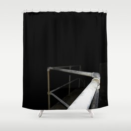 My Guide to the Dark Side Shower Curtain