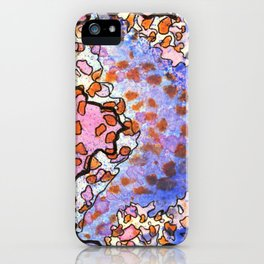 4, Inset A iPhone Case