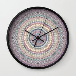 Mandala 502 Wall Clock