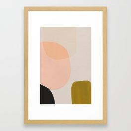 Gloop Framed Art Print