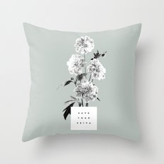 Save Your Seiva Throw Pillow