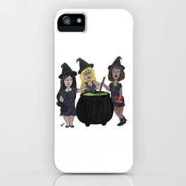 Witch, Please (Version 2) iPhone Case