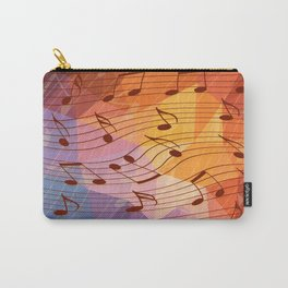 Music notes III Carry-All Pouch