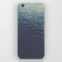 On the Sea iPhone Skin
