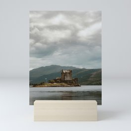 Castle in Scotland- Eileen Donan Mini Art Print