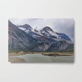Parque Nacional los Glaciares - Patagonia - Argentina Metal Print