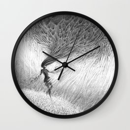 Dissociating Wall Clock