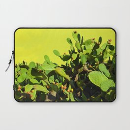 Cactus fruit & yellow Laptop Sleeve